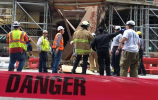Construction Elevator Scaffold Accident in Fort Worth