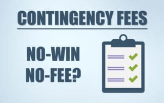 What Are Contingency Fee Agreements?