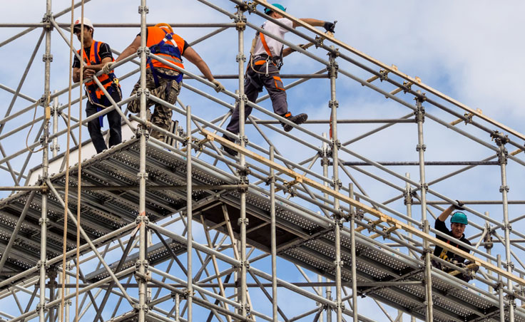 Dallas Scaffolding Accident Lawyer